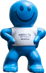 Nextrio Blue Superhero